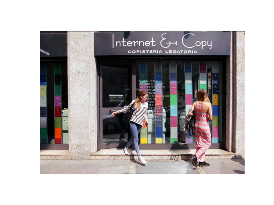 Internet & Copy Copisteria Milano Cattolica Fotocopie Tesi