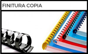 Internet Copy - Finitura Copia Rilegature